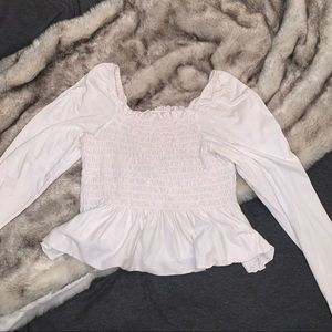Urban outfitters white shirt